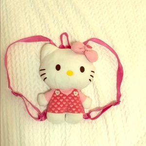 Hello Kitty Sanrio Backpack